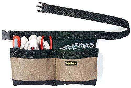 Tool Pack portaherramientas Riñonera: Amazon.es: Bricolaje y herramientas
