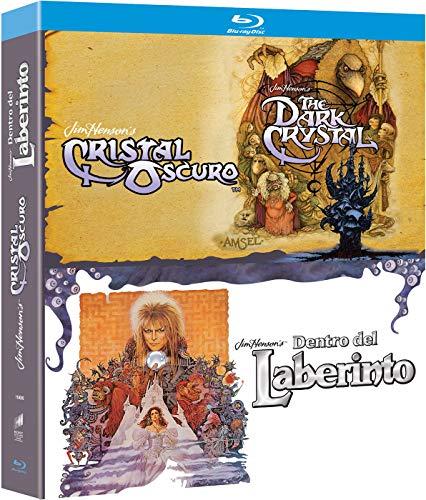 Pack Henson: Cristal Oscuro + Dentro Del Laberinto [Blu-ray]
