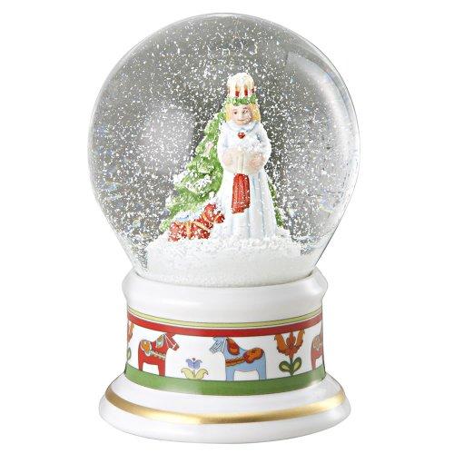 Hutschenreuther 02372-725154-27560 Boule à neige dans coffret cadeau