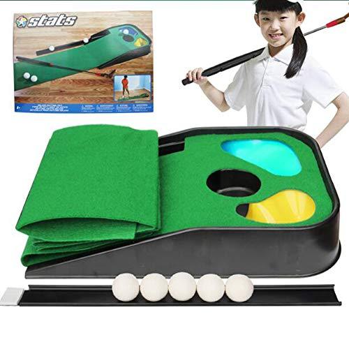 Children's Golf Practice Set, Golf Training Mat,-Rente De Bouw Van Speelgoed, Jongens Indoor Entertainment, Balsporten, Verjaardagscadeau