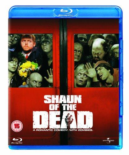 Shaun Of The Dead [Edizione: Regno Unito] [Reino Unido] [Blu-ray]