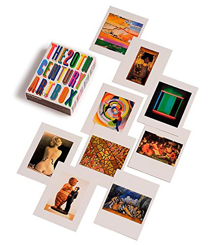 The 20th Century Art Box Postcards (Cartes Postales)