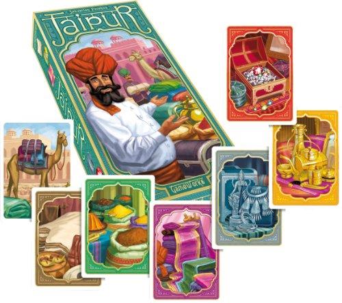 Asmodee - Jaipur, juego mesa JA01ML
