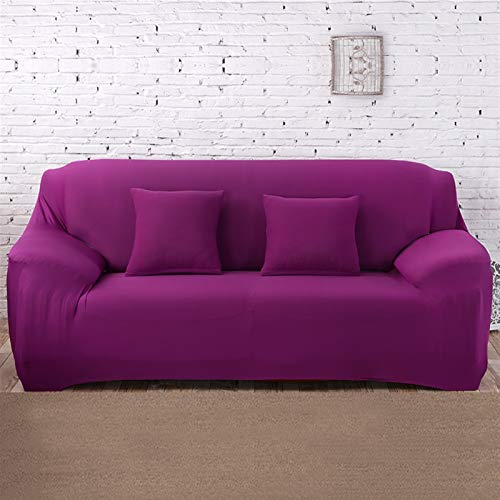 Dauerhafter und leicht zu reinigender Sofa-Cover Sofa-Cover, elastische Abdeckung für Sofa Wohnzimmer Couch Cover Sektional Sofa Slipcover Sessel Cover Spandex Sofa Cover Stretch 1/2/3/4 Sitzer