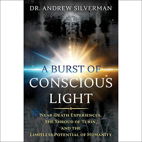 A Burst of Conscious Light cover art