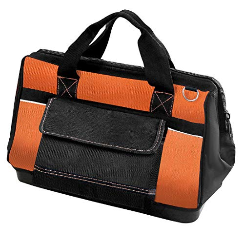 HAUTMEC Werkzeugtaschen, HT0115-JP, 40,64 cm (16 Zoll) Plastikboden, Tasche