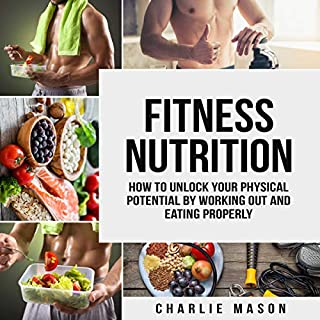 Fitness Nutrition audiobook cover art