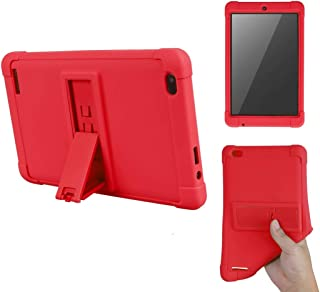 Onn 10.1 Tablet Case, [Kickstand] Shockproof Silicone Case Cover + PC Tablet Bracket Stand Case for Onn 10.1