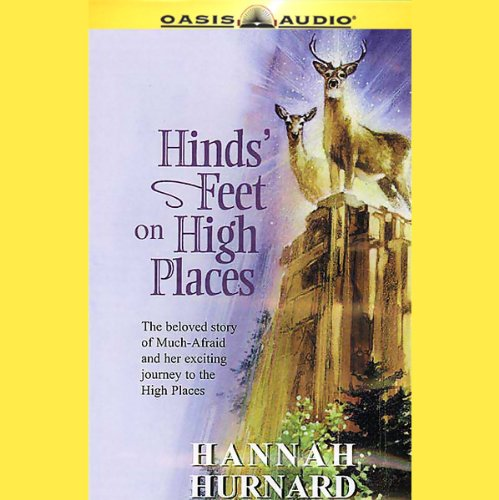 Hinds' Feet on High Places audiobook cover art