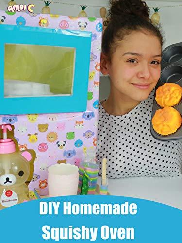 DIY Homemade Squishy Oven