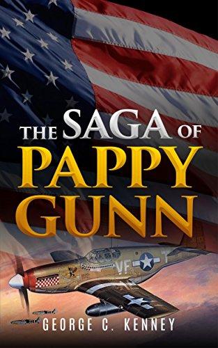 The Saga of Pappy Gunn by [George Churchill Kenney]