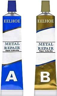 2 flessen 20/50 / 100g industriële hittebestendigheid koude lasmaterialen metaalreparatiepasta Magic Welding lijm, reparat...