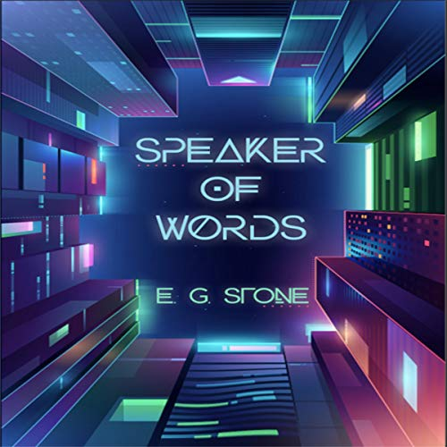 Speaker of Words audiobook cover art