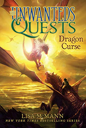 Dragon Curse (The Unwanteds Quests Book 4) by [Lisa McMann]