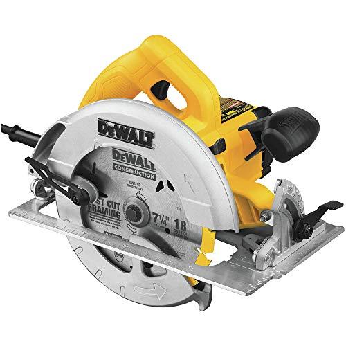 DEWALT DWE575 7-1/4 in. Lightweight Circular Saw