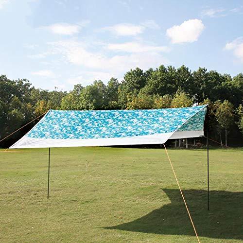 SMSJ-YJ Polyester Tent Sky Gordijn Luifel Oversized UV-proof Reclame Tent Outdoor Regendichte Zonnescherm Pergola