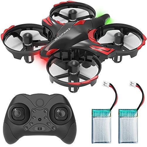 REDPAWZ Mini Drone, 2.4G...