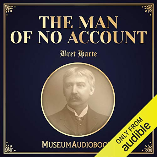 The Man of No Account audiobook cover art