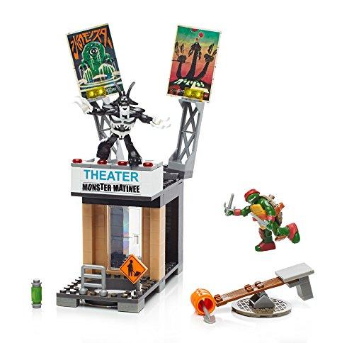 Mattel Mega Bloks dpf64–Teenage Mutant Ninja