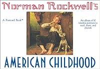 Norman Rockwell's American Childhood: A Postcard Book (Running Press Postcard Books)