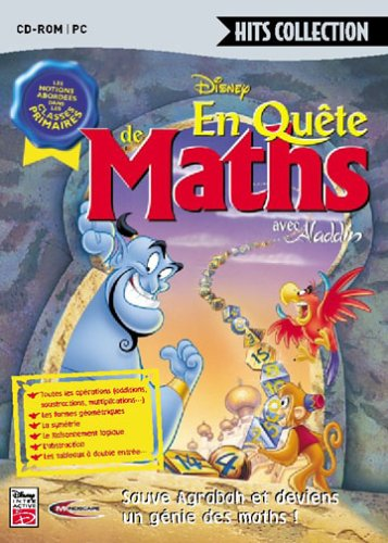 En Quête de Maths avec Aladdin