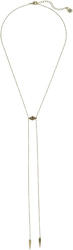 House of Harlow 1960 - Sama Bolo Tie Necklace