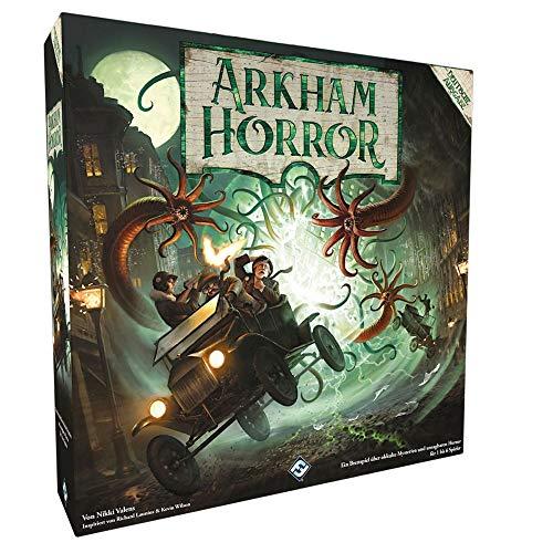 Asmodee Arkham Horror 3. Edition