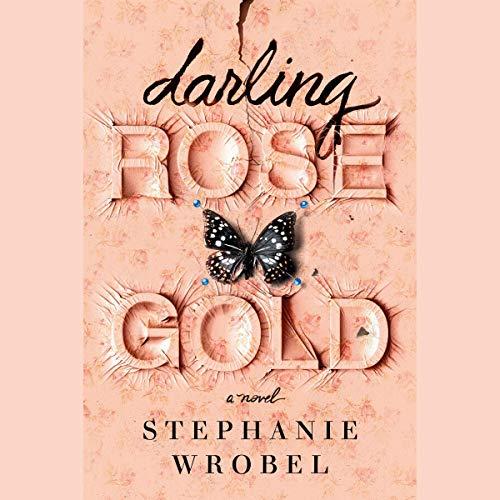 Darling Rose Gold audiobook cover art