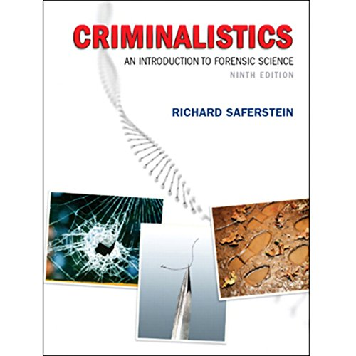 VangoNotes for Criminalistics audiobook cover art