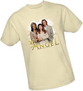 Angels - Touched by an Angel Adult T-Shirt