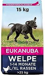 Eukanuba mit frischem Huhn für