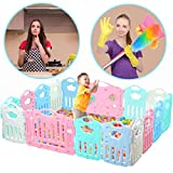 Best Baby Play Gates - Baby Playpen Kids Activity Centre Safety Play Yard Review