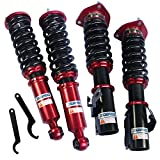 JDMSPEED New Full Coilovers Suspension Spring Kit For Nissan Silvia S13 180SX 200SX