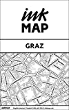 Graz Inkmap - maps for eReaders, sightseeing, museums, going out, hotels (English)