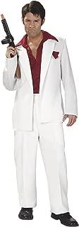 Tony Montana Costume - Standard - Chest Size 44