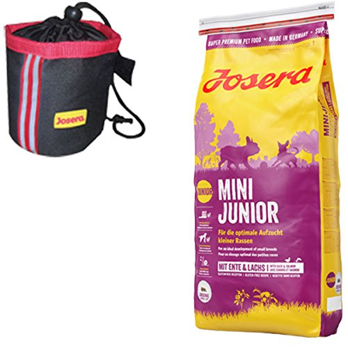 Josera 15 kg MiniJunior/Nachfolger MinisBest Knuspie-Bag