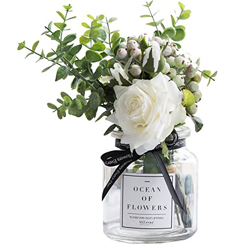 225 & Flowers with Vase Arrangement: Amazon.com