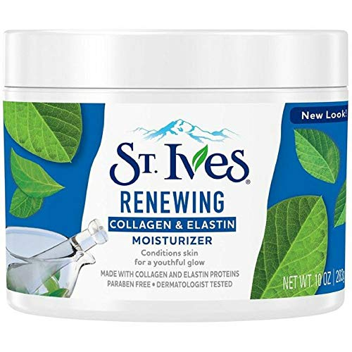 St Ives St. Ives Renewing Collagen Elastin Facial Moisturizer