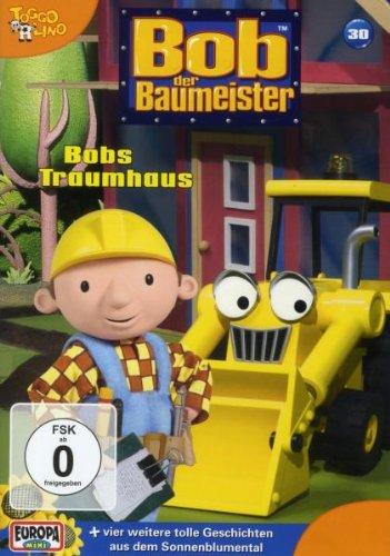 Sony Music Europa mini Bob der Baumeister DVD Folge 30 - Bobs Traumhaus (88697667349)