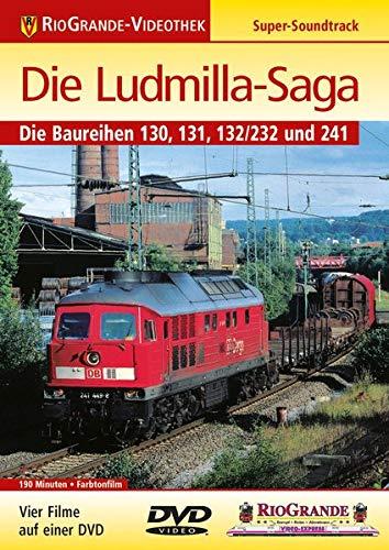 Die Ludmilla-Saga - Die Baureihen 130,131, 132/232 und 241