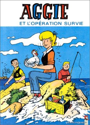 Aggie - Tome 08: Aggie et l'opération survie