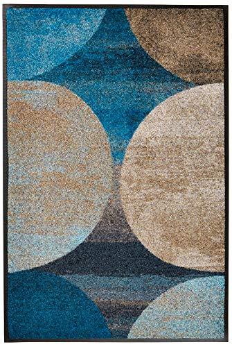 Wash + Dry Matte, Oberfläche: 100% Polyamide, Blau, 50/75