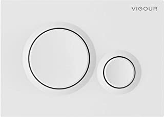 Bet/ätigungsplatte DON Farbe CHROM Vigour 2 Mengen