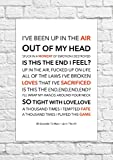 30 Seconds To Mars – Up in the Air – Songtext,