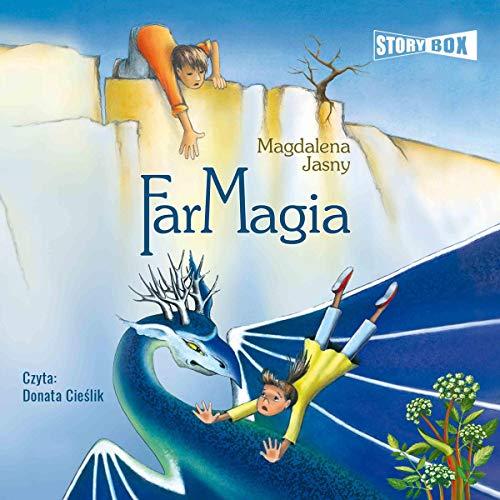 Farmagia audiobook cover art