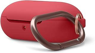 elago Silicone Case Designed for Samsung Galaxy Buds Plus Case (2020) / Galaxy Buds Case (2019) [ Red ] - Full Body Protec...