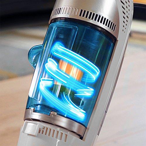 Thermostat® STEAM & CLEAN - aspirateur sans sac et balai vapeur tout-en-1 - technologie...