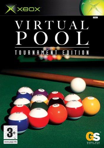 Xbox - Virtual Pool: Tournament Edition