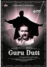 Pyaasa + Kaagaz ke Phool + Chaudhvin Ka Chand + Saheb Bibi Aur Ghulam + Aar Paar + Mr and Mrs 55 The Guru Dutt Collection Fully Boxed by Shermaroo