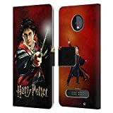 Head Case Designs Officiel Harry Potter Harry Portrait Prisoner of Azkaban II Coque en Cuir à...